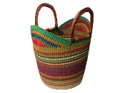 The U-Shopper Grass Basket